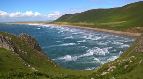 rhossili-upside-down